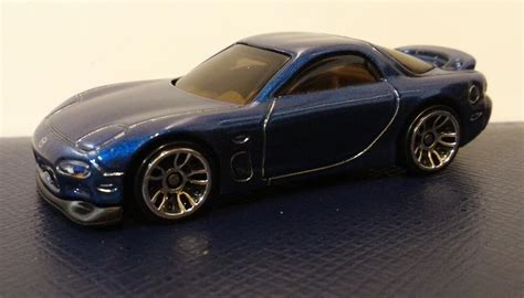 Wheels 95 Mazda Rx 7 Rx7 Hotwheels Biru Hw Blue 95 mazda rx 7 wheels wiki fandom powered by wikia