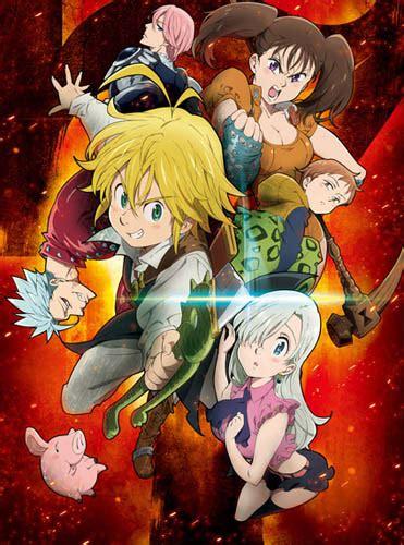 anime batch genre nanatsu no taizai subtitle indonesia batch episode 1 24 bd