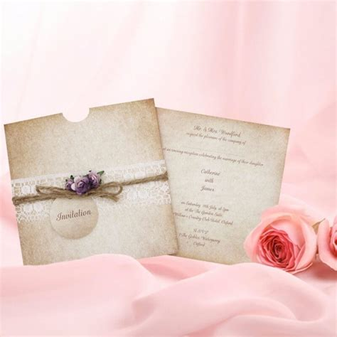 Paper Themes Wedding Invitations by Rosebud Wedding Invitation Paper Themes Wedding Invites