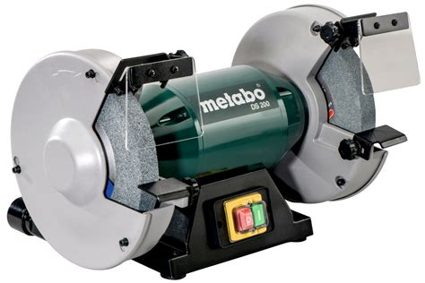 metabo ds 200 8 inch bench grinder ds 200 619200000 bench grinder metabo power tools