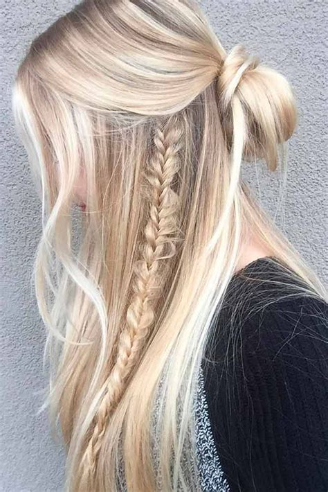 cute hairstyles on yourself 30 easy summer hairstyles to do yourself easy summer