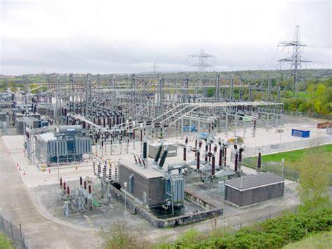 layout of grid substation legacy national grid substation c david neale