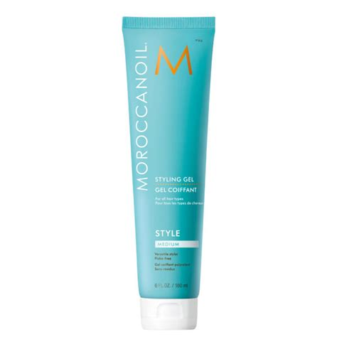 moroccanoil styling gel strong 180ml au moroccanoil moroccanoil styling gel 180ml free delivery