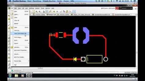 designspark tutorial tutorial 2 custom pads in designspark au 223 ergew 246 hnliche