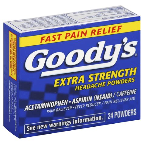 goody s upc 074684001035 goody s extra strength headache powder