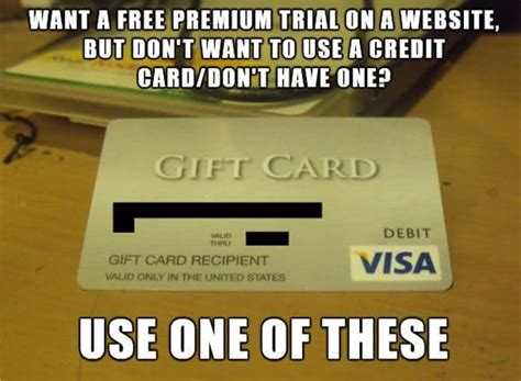 Gift Card Hacks - awesome life hacks that will change your life