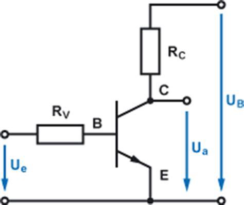 bipolar transistor berechnen emitterschaltung wie funktioniert die verst 228 rkung denkfehler elektronik transistor