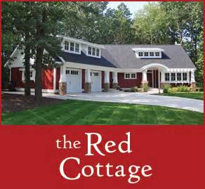 Hillside Cabin Plans home plans the red cottage floor plans home designs