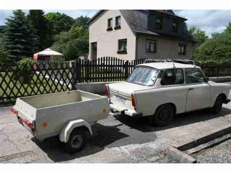 Roller Anhänger Gebraucht Kaufen by Trabant 601 Mit Anh 195 Nger Angebote Gebrauchtwagen Trabant