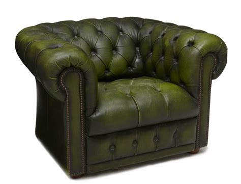 green chesterfield armchair chesterfield tufted green leather armchair july mid