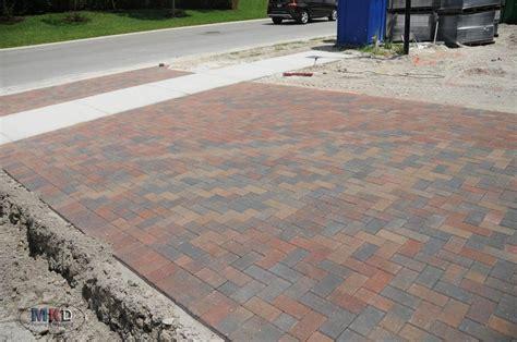 Patio Concrete Pavers Driveway Pavers All Style Of Concrete Pavers