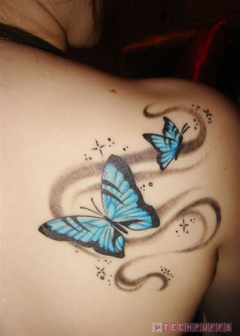butterfly side tattoos tattoos back tattoos back butterfly designs