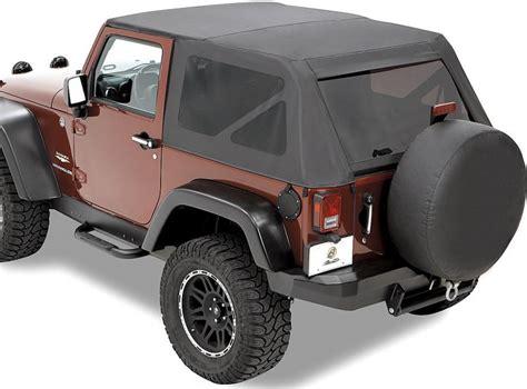 Frameless Jeep Soft Top Frameless Soft Top
