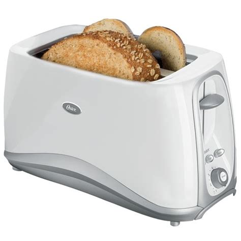 Best 4 Slot Toaster Oster 6382 Inspire 4 Slice Slot Toaster White Best