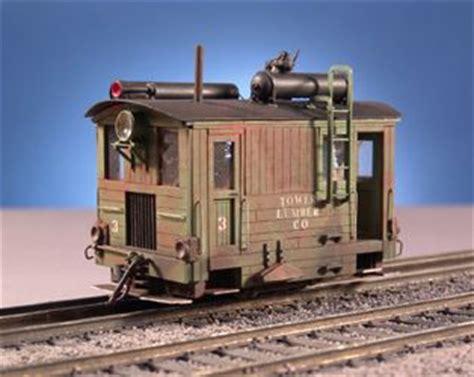 narrow gauge gas locomotive model trains model train