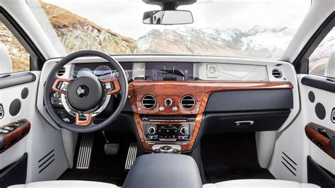 rolls royce phantom inside rolls royce phantom 2017 review by car magazine