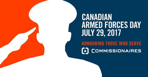 Canadian Army Criminal Record Commissionaires Sponsoring Canadian Armed Forces Day At Rbc Canadian Open