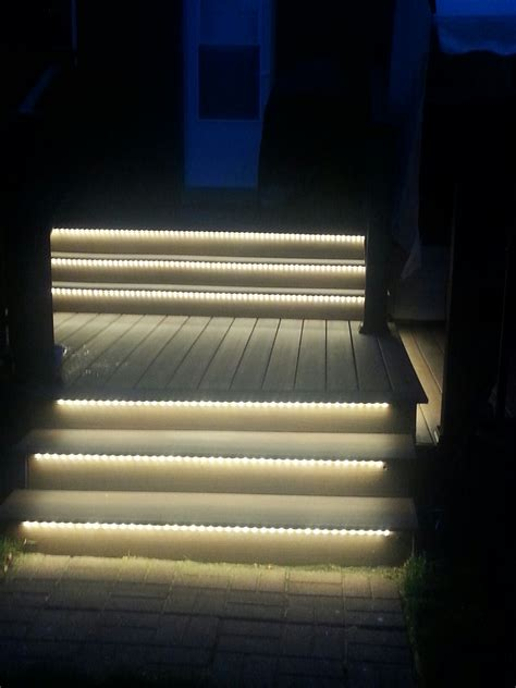 Stair Lighting Fixtures 25 Benefits Pf Stair Lights Outdoor Warisan Lighting