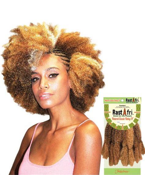 rastafari kanekalon braiding hair rasta a fri kanekalon natural classic kinky braid 24 quot