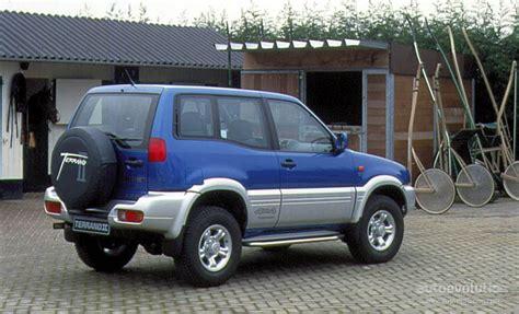 nissan terrano 1996 nissan terrano ii 3 doors specs 1996 1997 1998 1999