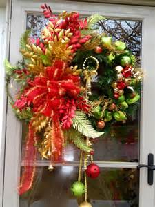 Front Door Wreaths Front Door Wreath Wreaths And Bows