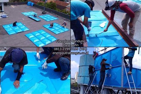 Tangki Panel Fiber Roof Tank Panel Penungan Air tangki air fiber model panel kotak roof tank fiberglass