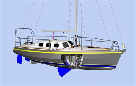 what is a swing keel kiribati 36 aluminum swing keel yacht boat design net