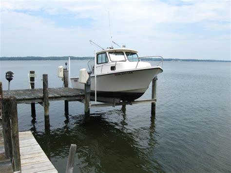 used parker boats in maryland 23 ft parker poilet house maryland mechanicsville
