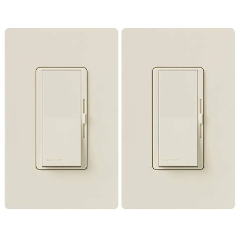 dimmer switch for halogen ls westek 150 watt in touch dimmer 6603bc the home depot