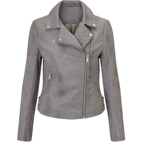 light grey moto jacket best 20 grey leather jacket ideas on
