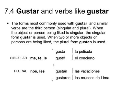 Verbs Like Gustar Worksheet by 17 Best Images About On