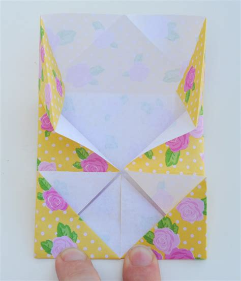 Origami Favors - zakka origami tea packet favors