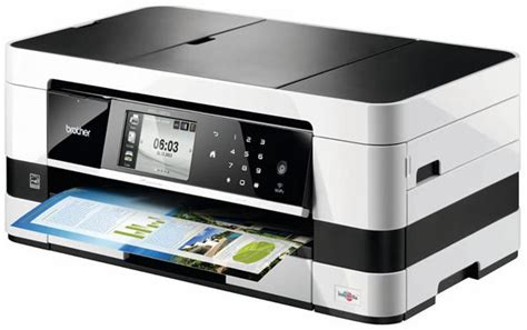 Brother Mfc J3520 128mb Usb Inkbenefit All In One Printer