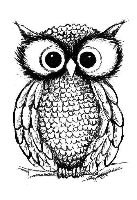 Owl Tattoo, with big glasses on top of some books!! this