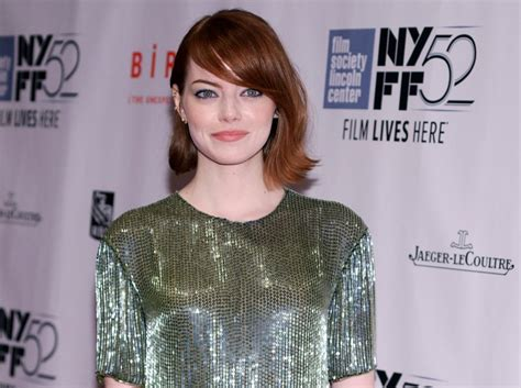 new film with emma stone emma stone picture 278 52nd new york film festival