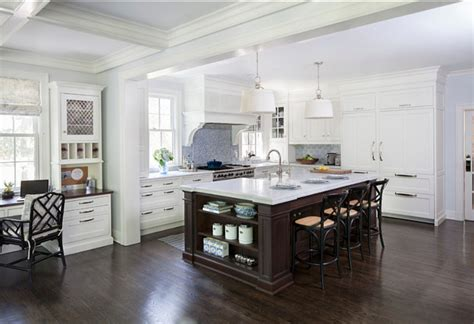 traditional kitchen island 21 spotless white traditional kitchen designs godfather
