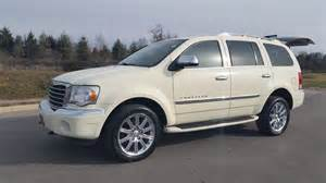 2008 Chrysler Aspen Limited For Sale Sold 2008 Chrysler Aspen Limited 4x4 5 7l Hemi Cool Vanila