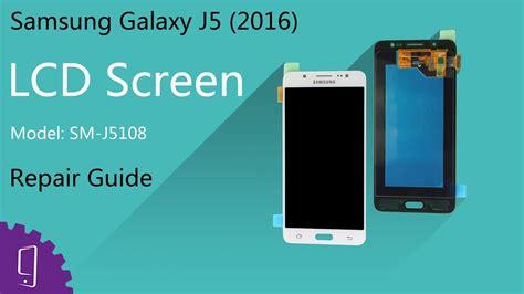 samsung galaxy   lcd screen repair guide youtube