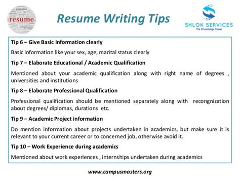 the best resume ever how to write it college business and life