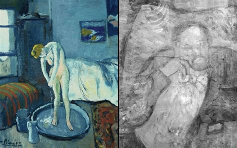 the blue room picasso pablo picasso s the blue room reveals portrait of mystery telegraph