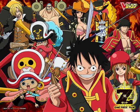 one piece film z epic one piece z la critique cin 233