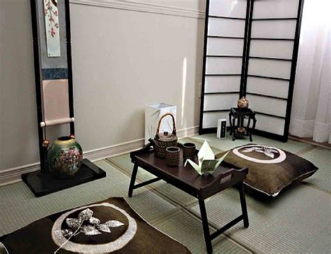 Japanese Home Decorations | japanese interior design interior home design