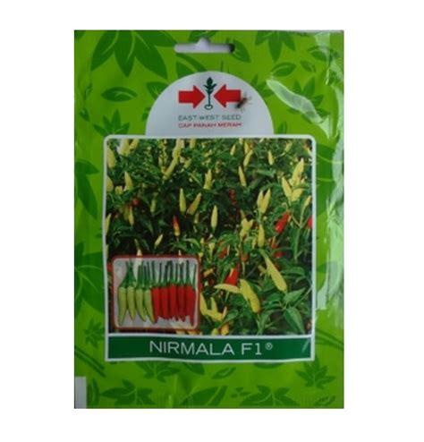 Jual Benih Cabe Rawit Lokal benih panah merah cabe rawit nirmala f1 10 gram jual