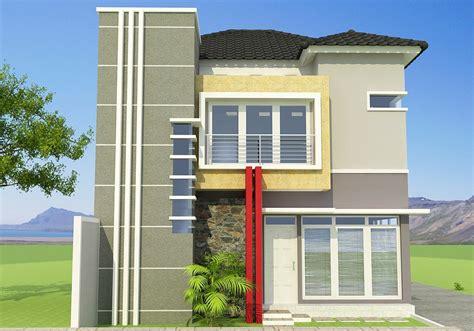 desain ranjang minimalis 10 desain rumah minimalis 2 lantai terbaik