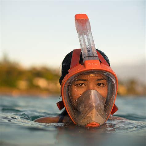 Mask Snorkel Merk Shark buy reef snorkel mask from