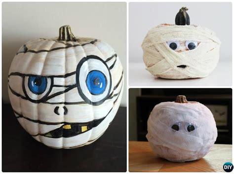 carve halloween pumpkin decoration diy craft ideas