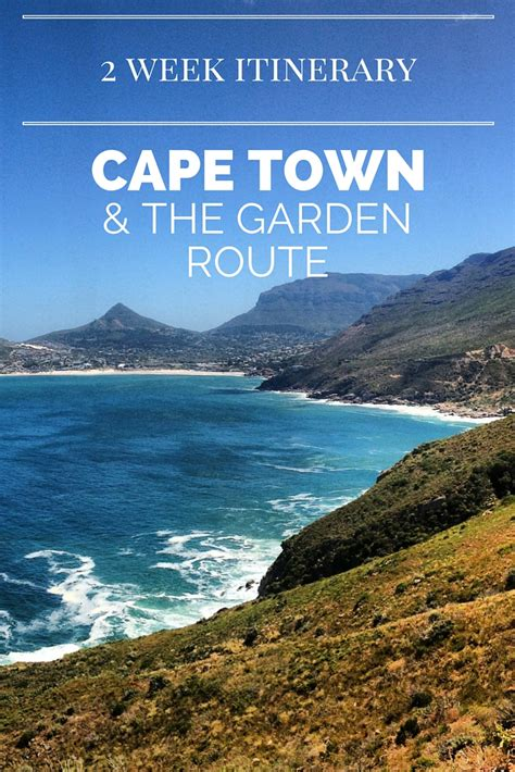 garden route itinerary ideas 2 week itinerary for cape town garden route south africa