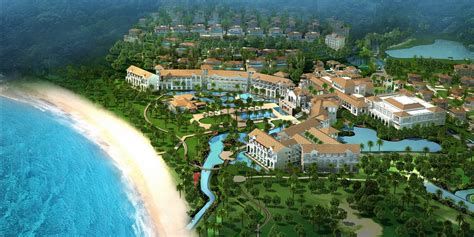 Home Plan Designers ritz carlton lines up second resort in hainan china