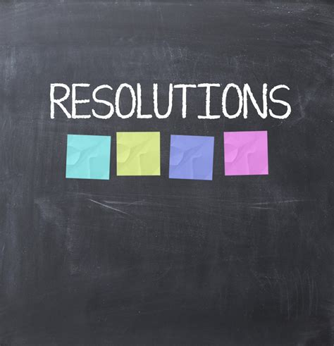the real meaning of new year resolutions
