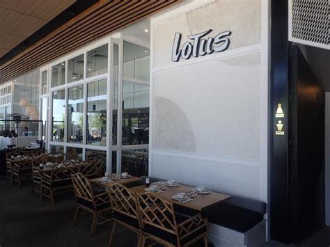 lotus bar sydney lotus restaurant barangaroo sydney tripatrek travel